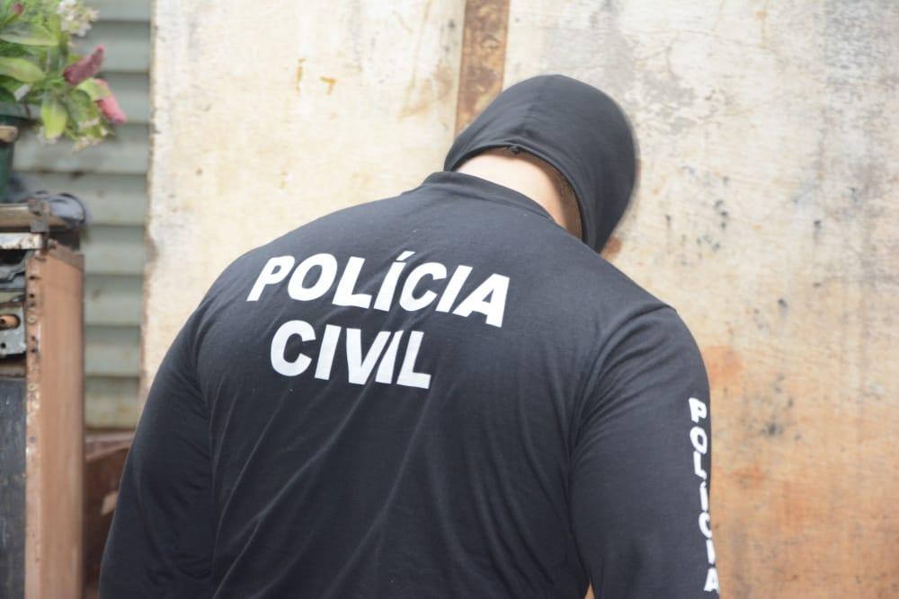 Polícia Civil dá continuidade à Operação Catarse e cumpre mais seis mandados de busca e apreensão
