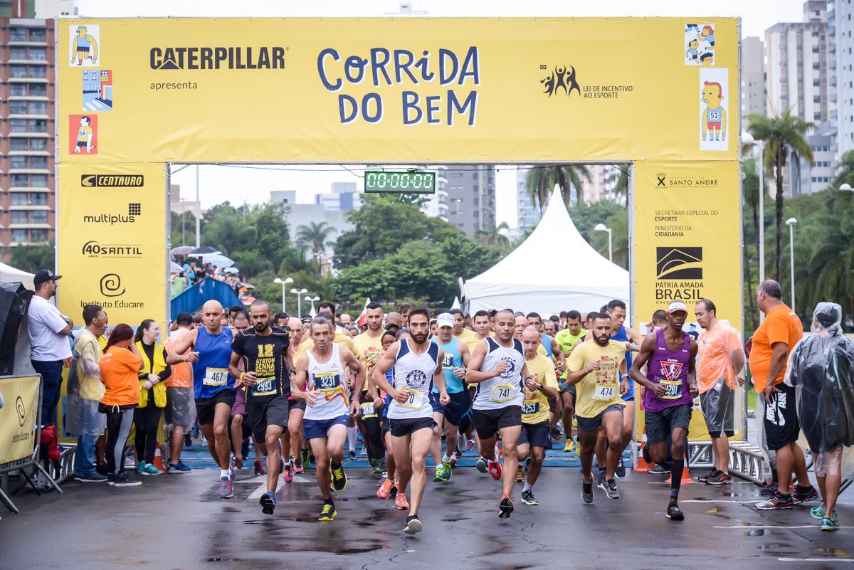 Circuito Corrida do Bem chega ao Rio de Janeiro neste domingo (26)