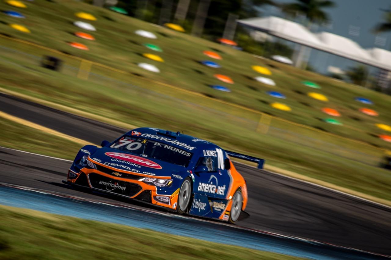 Stock Car: Diego Nunes larga na sexta fila em Goiânia