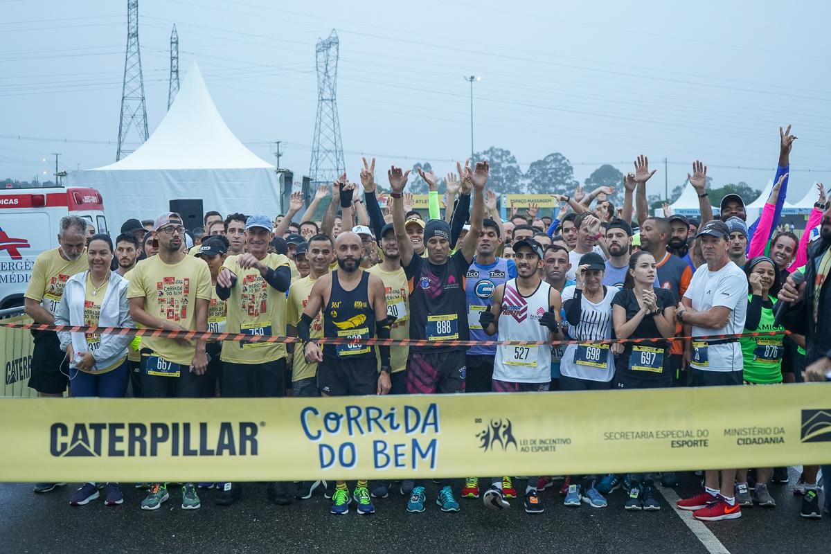 Circuito Corrida do Bem tem dia de muita atividade física em Campo Largo (PR)
