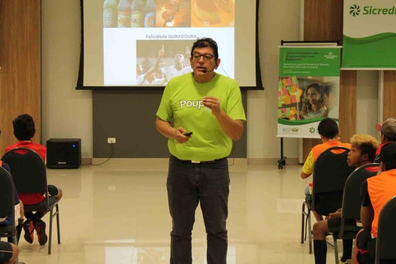 Palmas participa da 6ª Semana Nacional de Educação Financeira