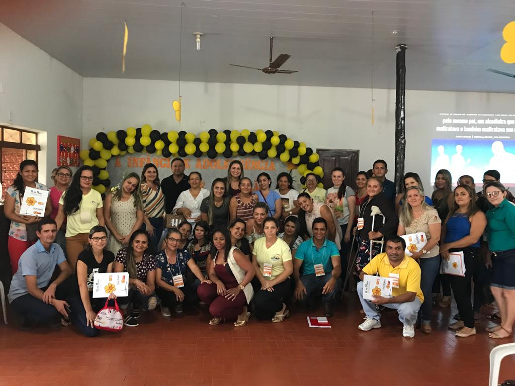 Assistência Social de Barrolândia promove 2º Seminário Municipal de Combate e Enfrentamento ao Abuso e à Exploração Sexual de Crianças e Adolescentes