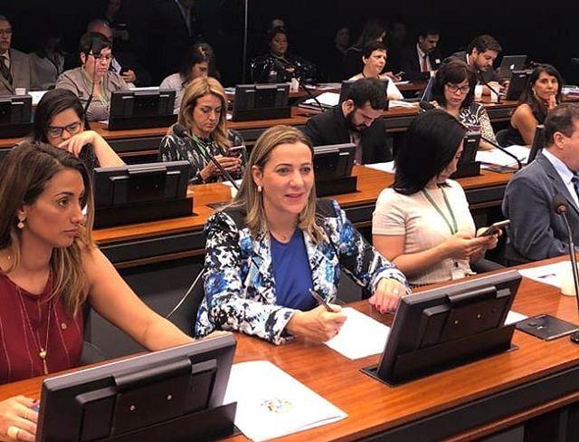 Deputada federal Dulce Mirandaparticipa deapresentação do Plano de Expansão da Radioterapia no SUS