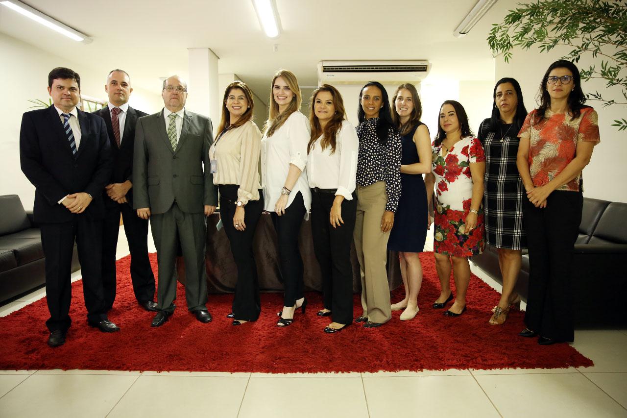 Representantes do Ceja-TO e do Consulado Americano discutem processo de adoção internacional de crianças e adolescentes