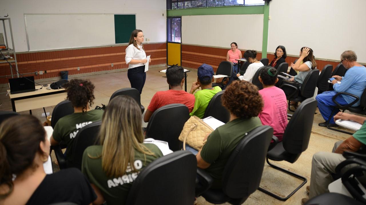 FMA discute Fórum Lixo e Cidadania de Palmas