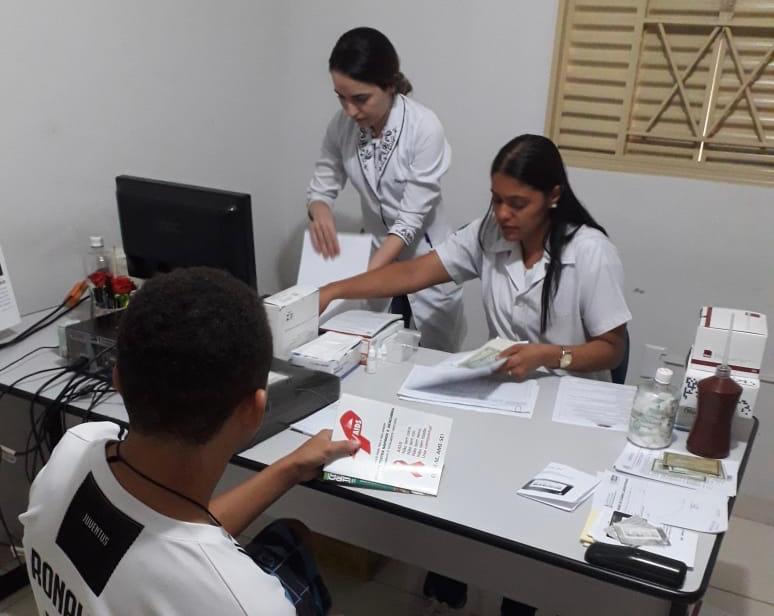Unidade de Semiliberdade promove ações em saúde para adolescentes do Sistema Socioeducativo