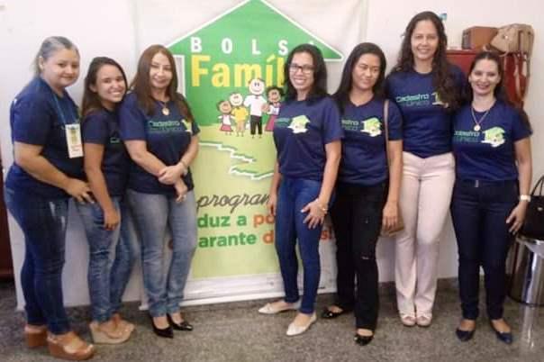 Representantes de Paraíso participam do Seminário do Programa Bolsa Família em Palmas