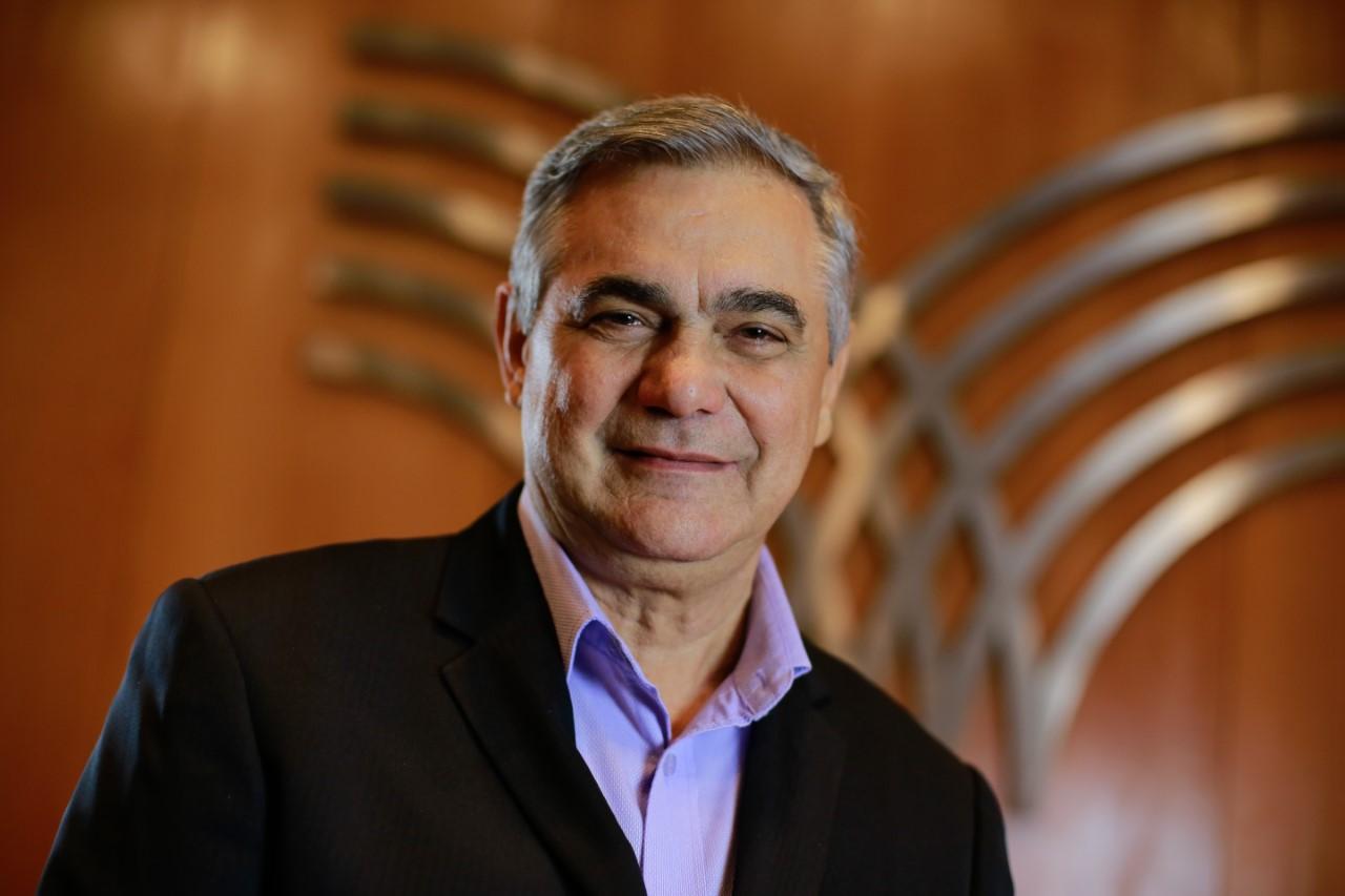 Presidente Paulo Carneiro participa durante toda a semana de reuniões voltadas para o agronegócio, em Brasília