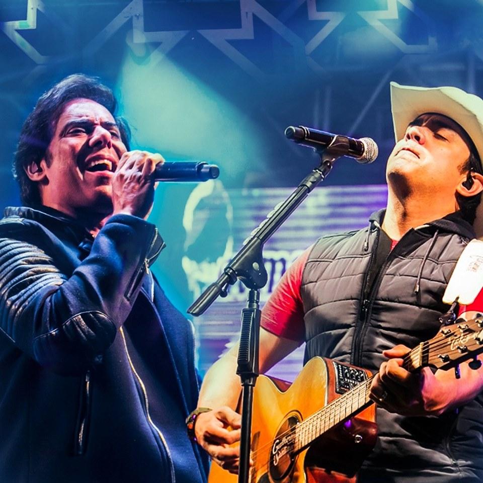 ExpoBrasil tem show de Guilherme & Santiago neste sábado, 15