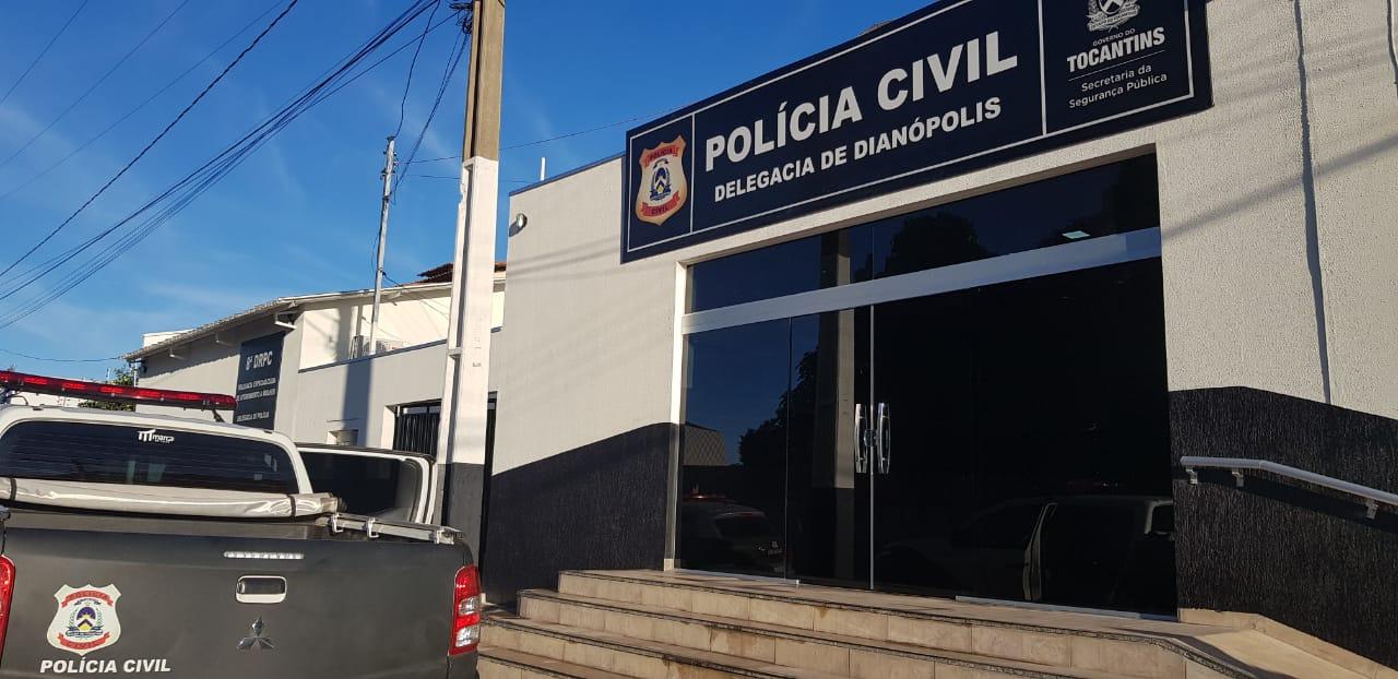 Polícia Civil prende indivíduo suspeito de cometer assalto à mão armada em Arraias