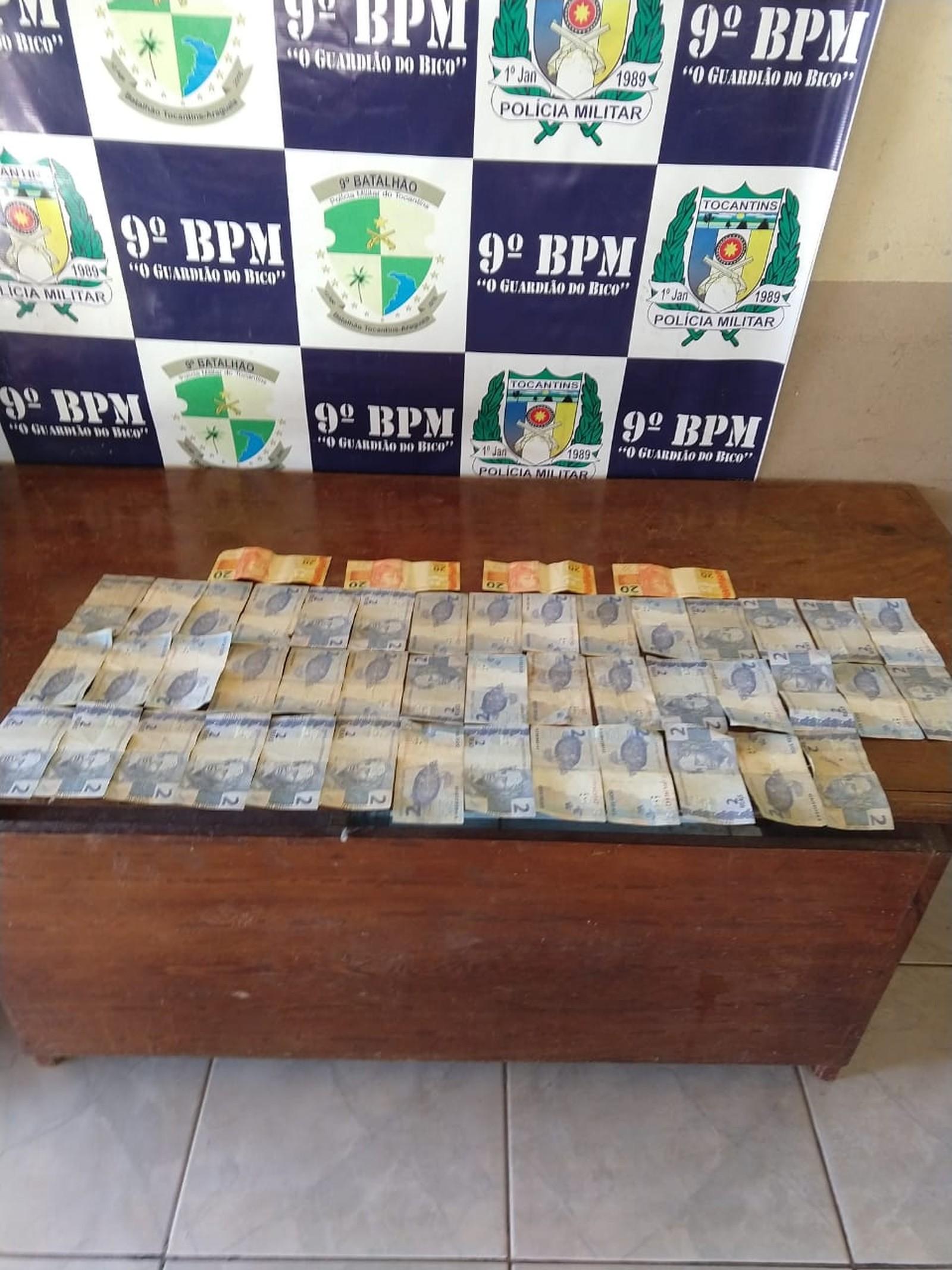 Homem é preso após se passar por fiel e furtar ofertas em igreja católica de Augustinópolis (TO), diz PM