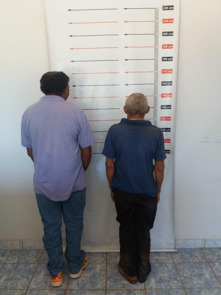 Irmãos suspeitos de estupro de vulnerável são presos pela Polícia Civil no interior do Estado