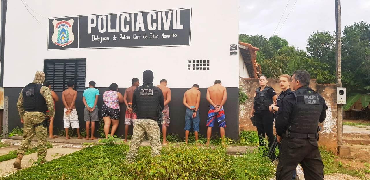 Polícia Civil Realiza Operação Fronteira no extremo norte do Estado