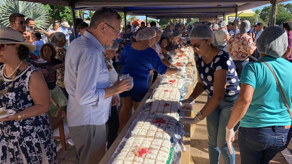População de Pium comemora 66º aniversário da cidade neste domingo, 23