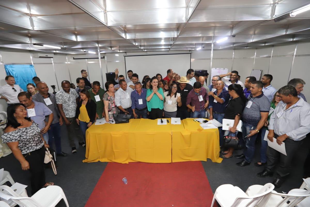 Kátia leva plano de desenvolvimento regional ao sudeste