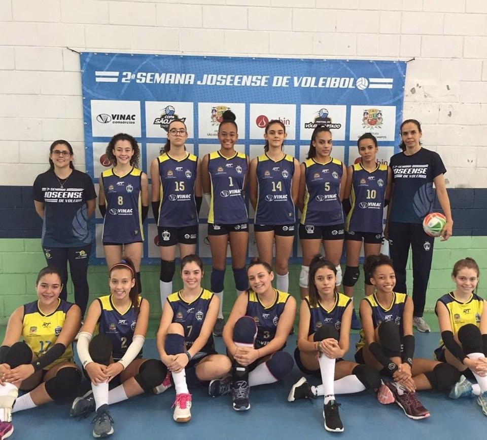 2ª Semana Joseense de Voleibol deixa legado ao esporte na cidade