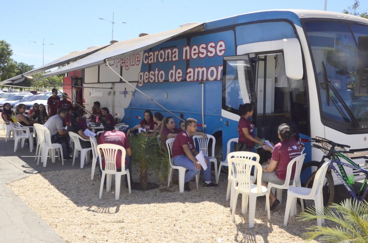 Dia Mundial do Doador de Sangue é comemorado no Tocantins
