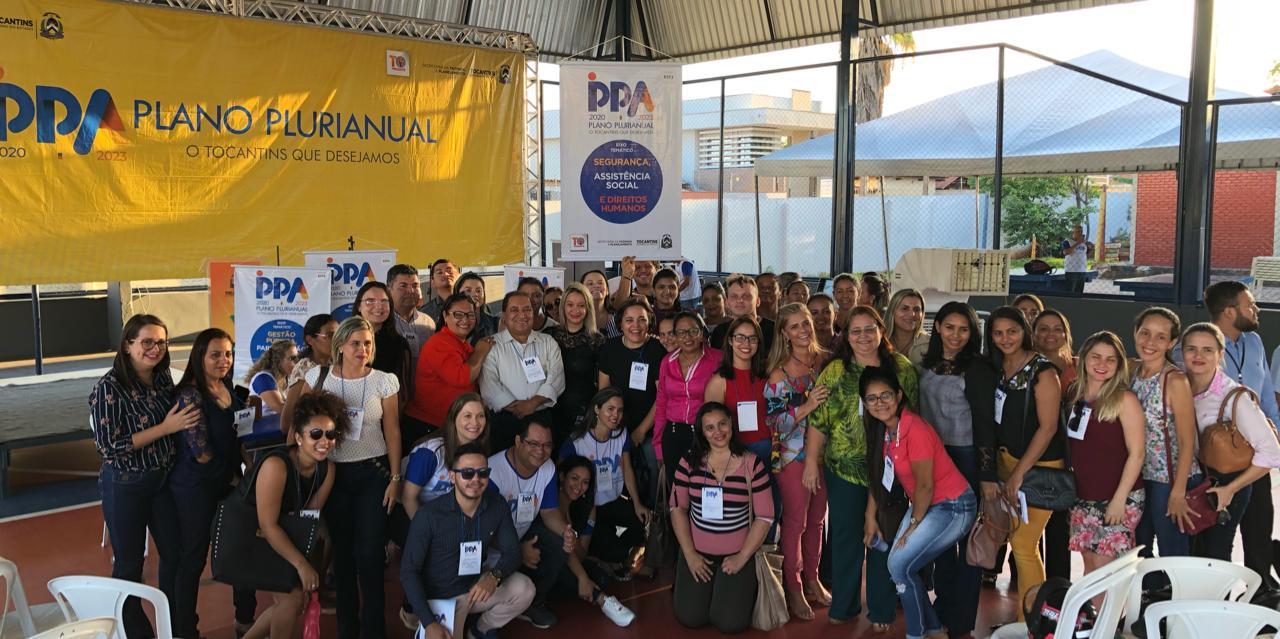 Os desafios da Assistência Social são apontados como prioritários na consulta pública do PPA em Araguaína