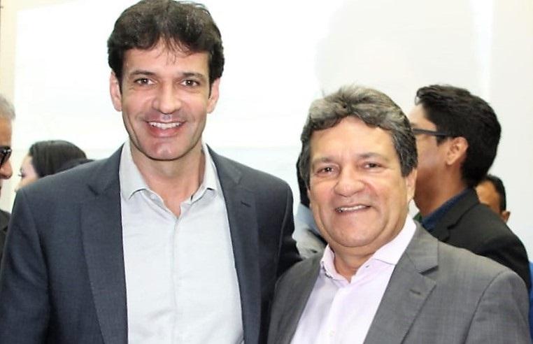 Osires Damaso prestigia lançamento do Investe Turismo no Tocantins ao lado do ministro Marcelo Álvaro Antônio