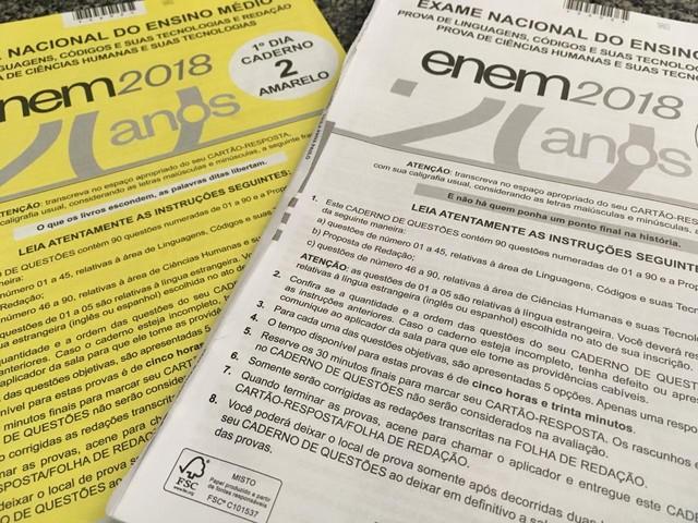 Inscrições de curso pré-vestibular para jovens de baixa renda é prorrogado em Palmas