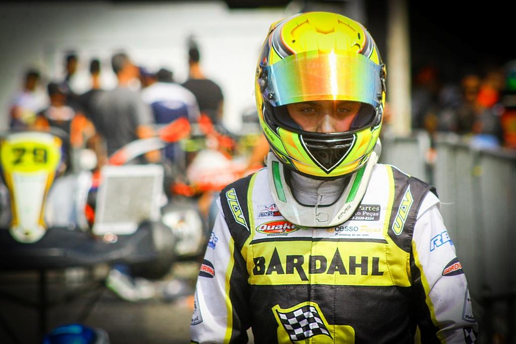 Open de Cascavel: último teste para Pedro Aizza antes do Campeonato Brasileiro de Kart