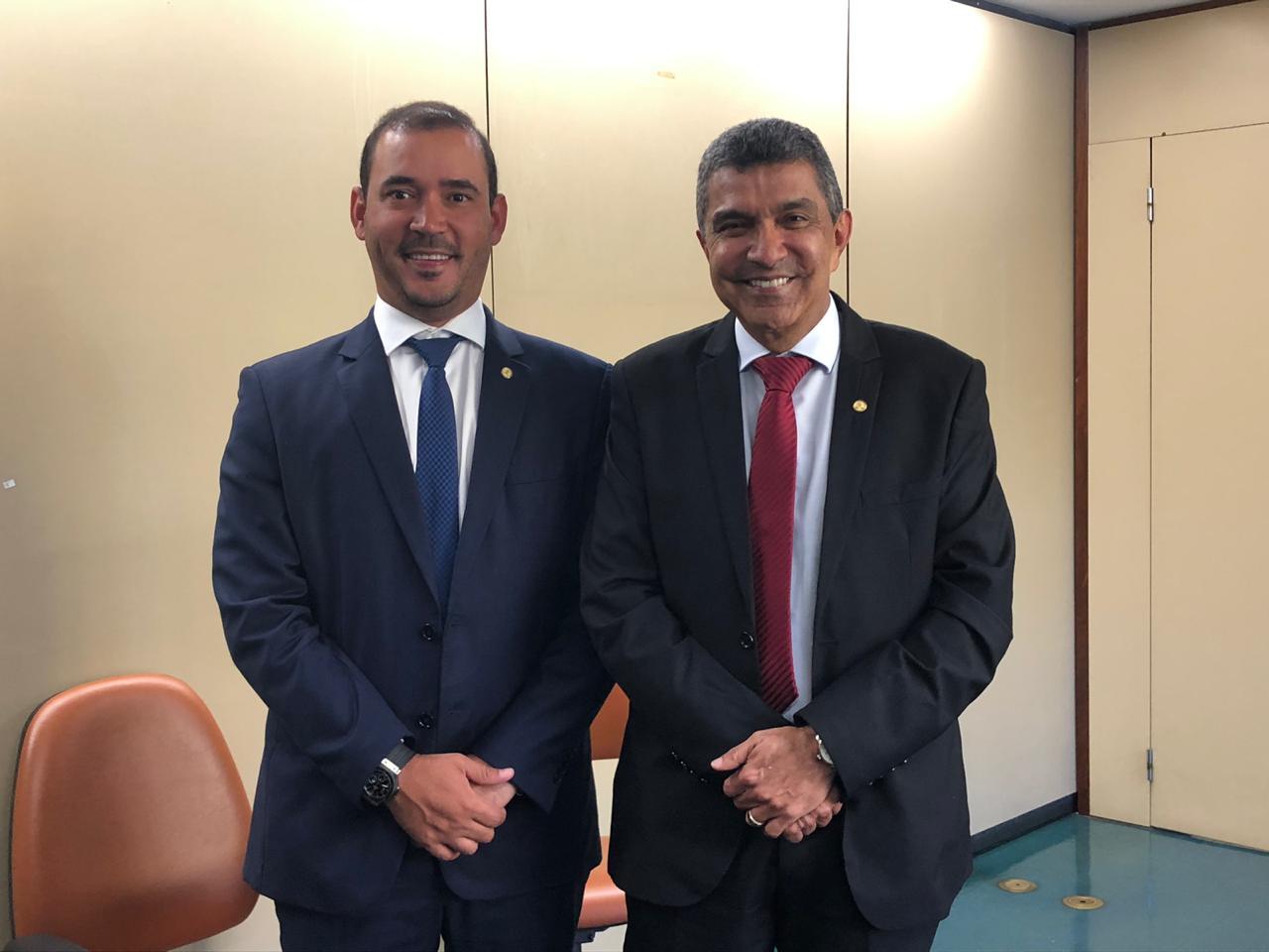 Vicentinho Júnior é designado relator de Subcomissão para tratar de conclusão de obras inacabadas do governo federal e priorizará BRs 355 e 342