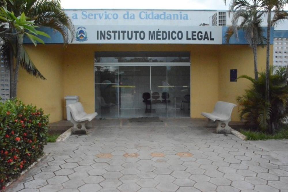 Corpo de homem aguarda identificação no IML de Palmas