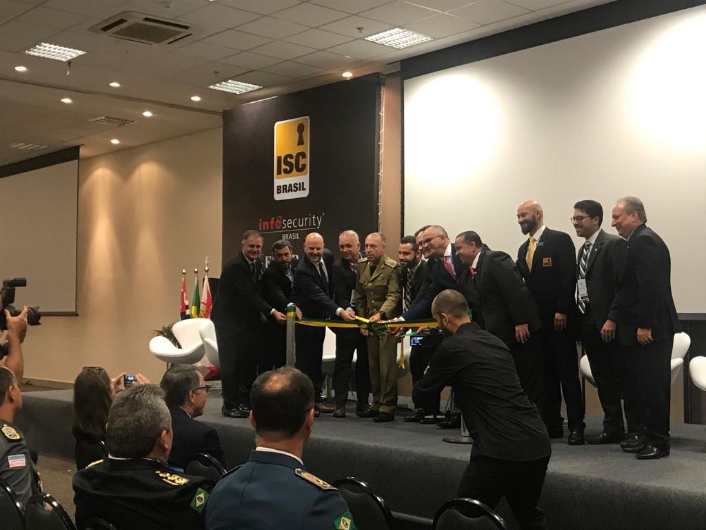 Visando o incremento da segurança pública do estado, Polícia Militar participa de Conferência Internacional de segurança em São Paulo