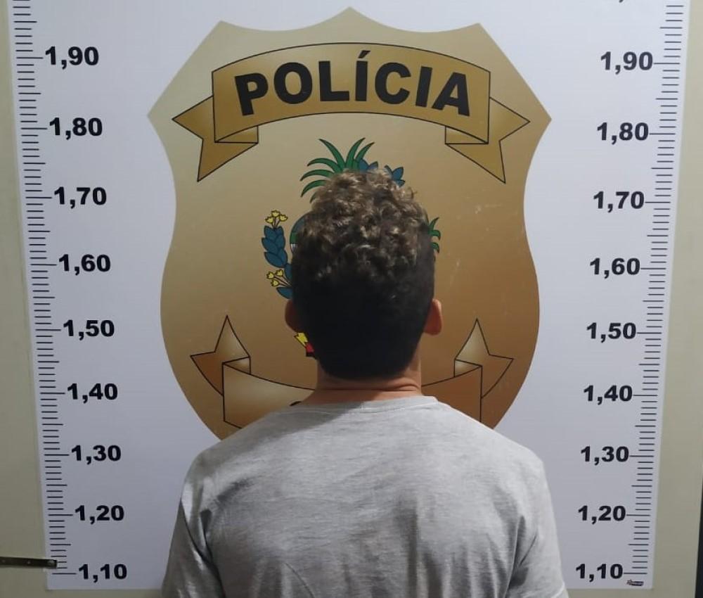 Polícia Civil prende em Goiás foragido da Justiça com cinco mandados de prisão em aberto