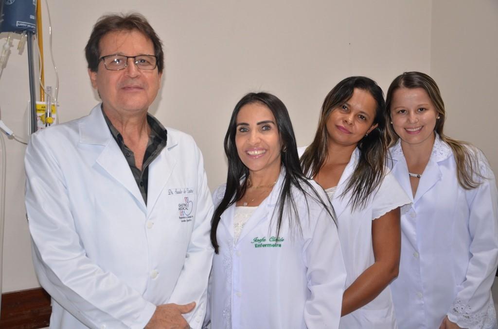 HGP atende 70 pacientes em mutirão de endoscopia