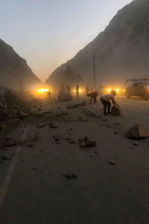Califórnia se prepara para lidar com danos do mais forte terremoto