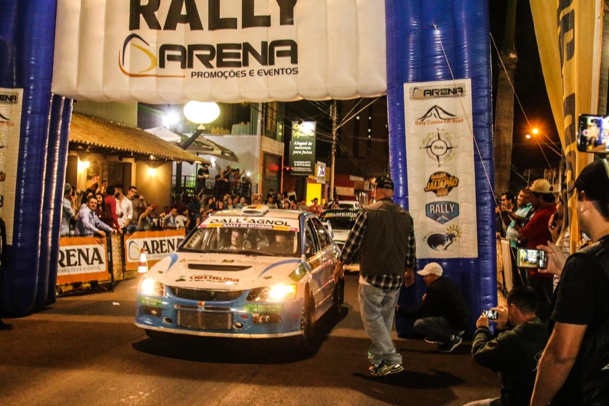 Rally de Inverno se aproxima e equipes finalizam preparação para o desafio nacional