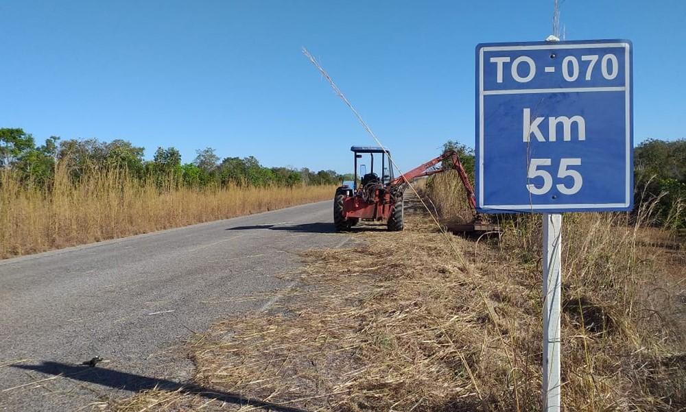 Ageto alerta motoristas para maior atenção ao transitar pelas rodovias em obras