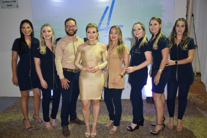 Cynara Leão Personal &STETIC realiza mais um encontro de afinados e modelados em Paraíso
