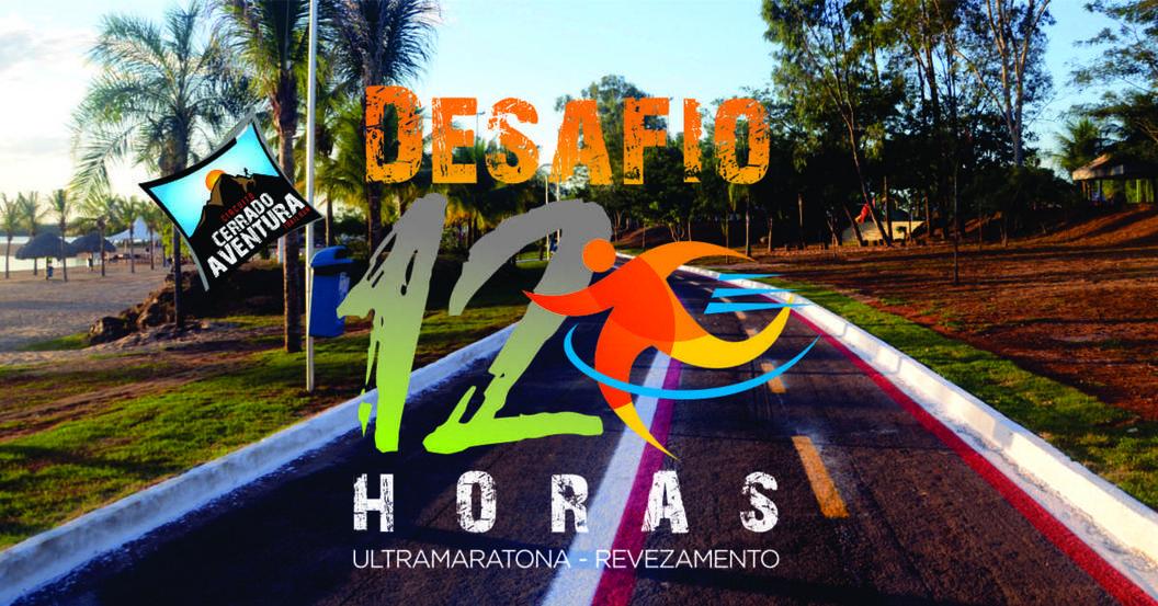 Desafio 12 horas de Ultramaratona e Revezamento está com inscrições abertas até o próximo dia 26