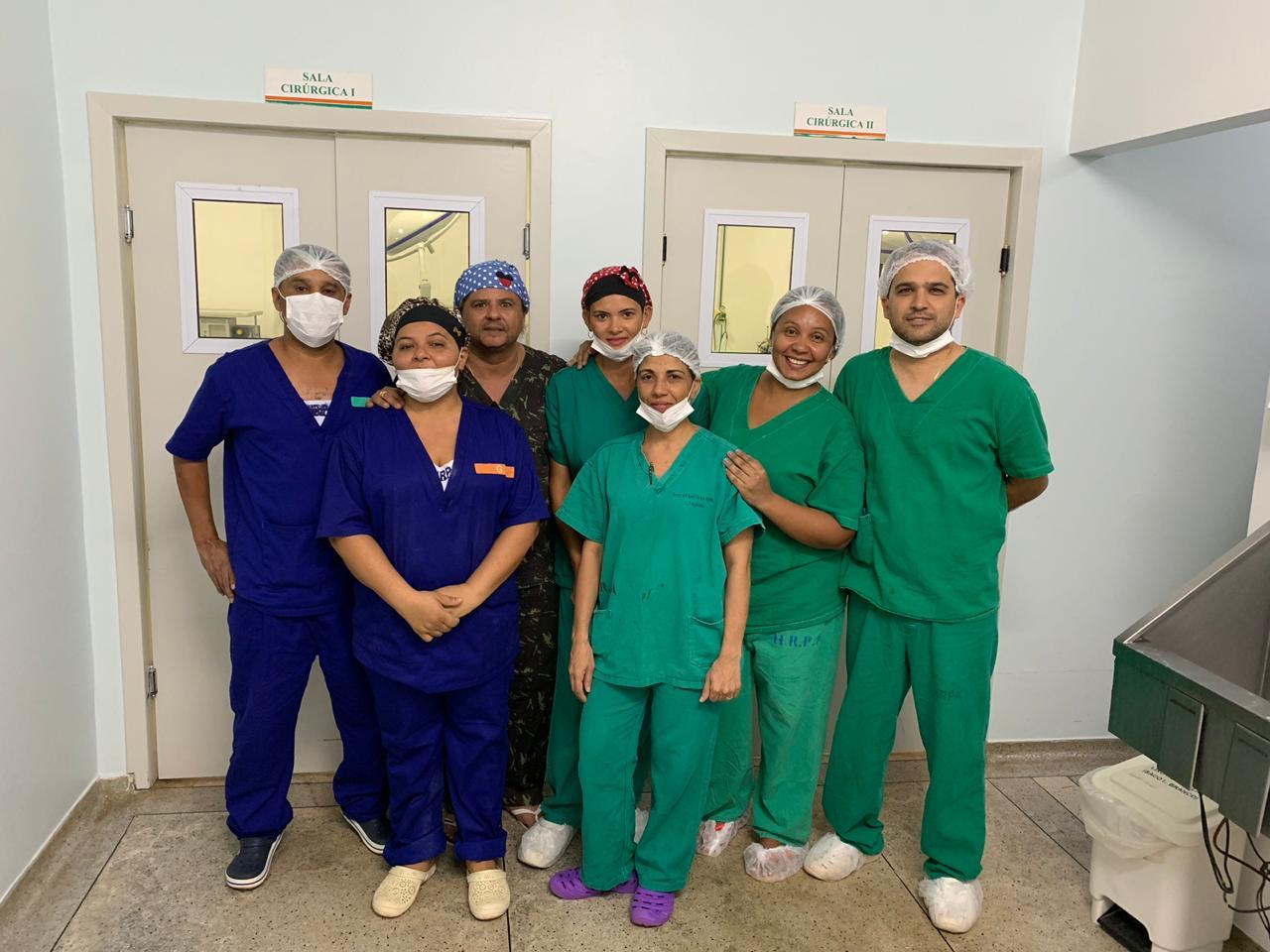 Hospital de Pedro Afonso realiza mutirão de cirurgias eletivas