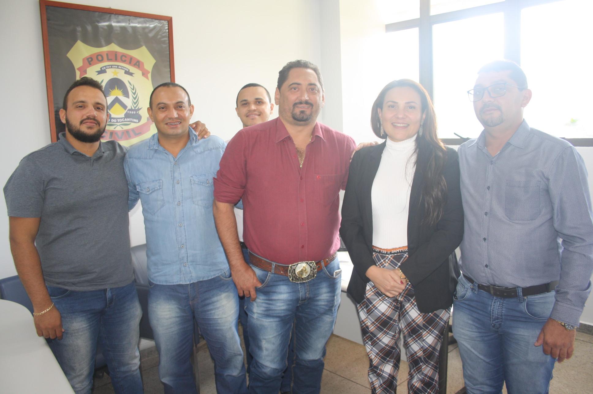 Reunião entre prefeito, vereadores e diretora de Polícia do Interior garante delegado titular em Divinópolis