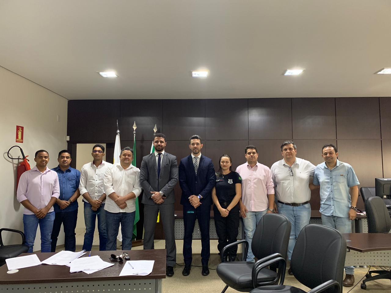 MPTO assina convênio para oferta de trabalho aos presos da cadeia de Formoso do Araguaia
