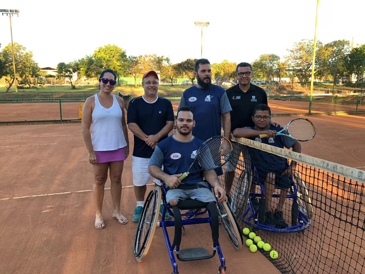 Open de Tênis da AABB Palmas fará 1º Torneio para Cadeirantes do Tocantins