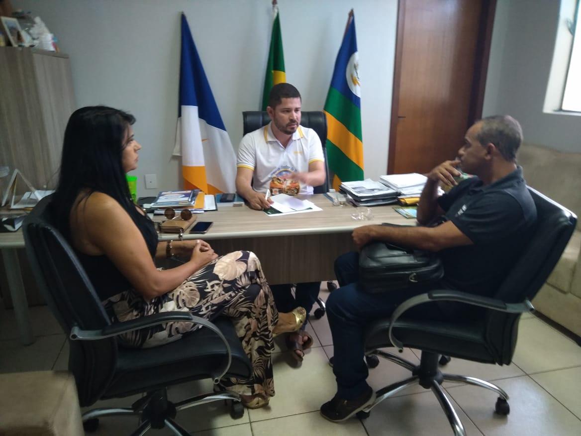 Prefeitura de Dianópolis fecha apoio com ACD para etapa final do Circuito Municipal de Ciclismo