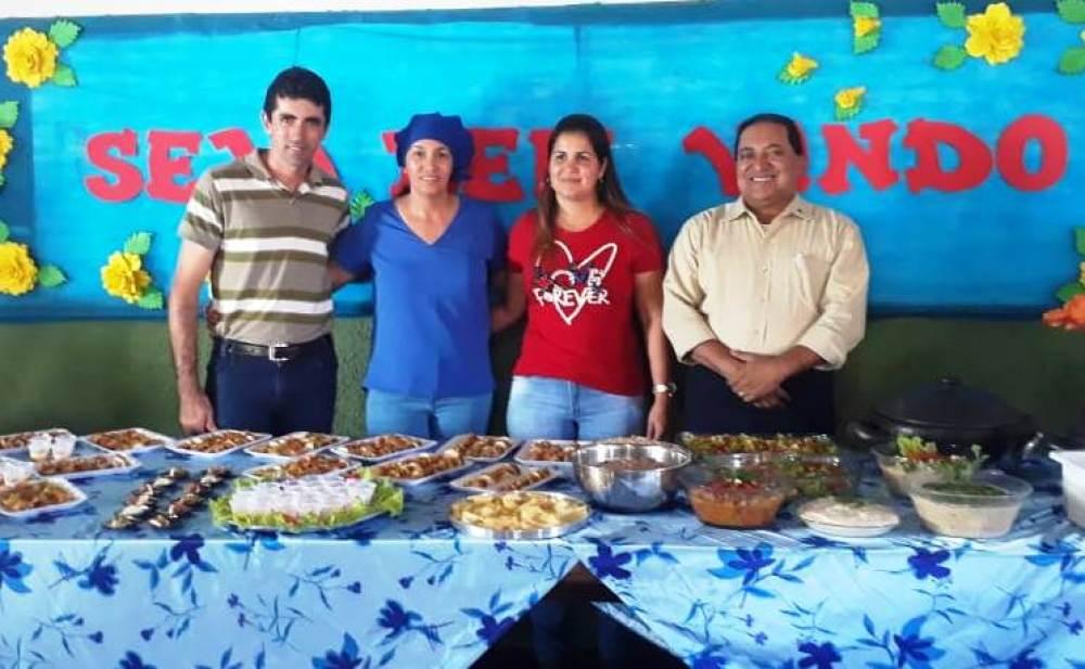 Setas promove curso de Panificação e Gastronomia em Araguacema