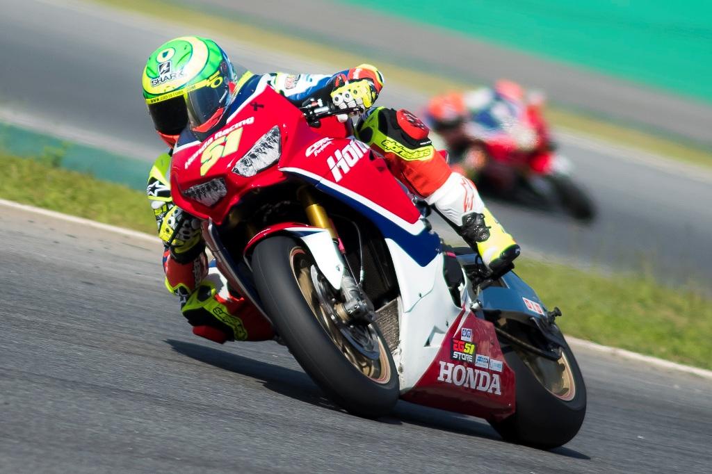 Honda confirma participação na quarta etapa do SuperBike Brasil