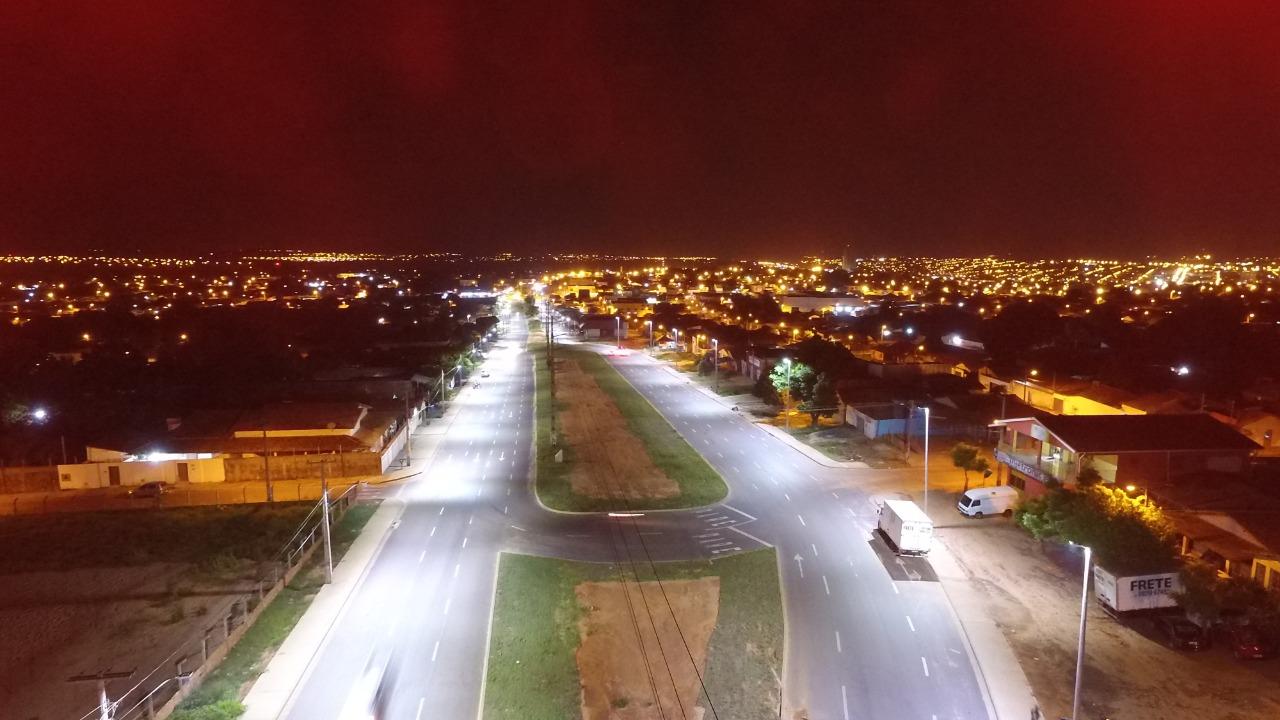 Araguaína terá iluminação pública com lâmpadas de LED ainda este ano