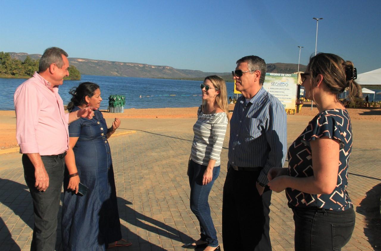 ANA vem ao Tocantins debater normativa que garante segurança para as praias