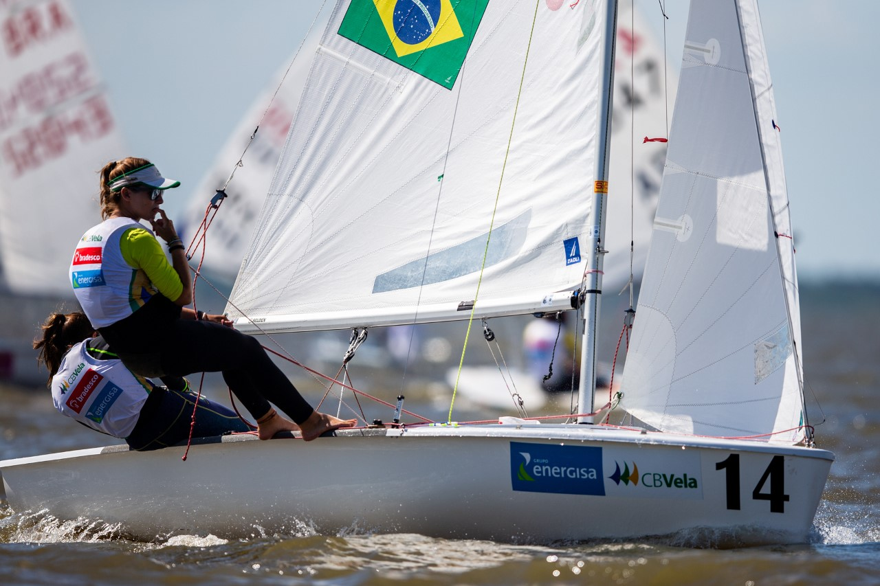 Grupo Energisa apoia velejadores em Mundial da Juventude, na Polônia