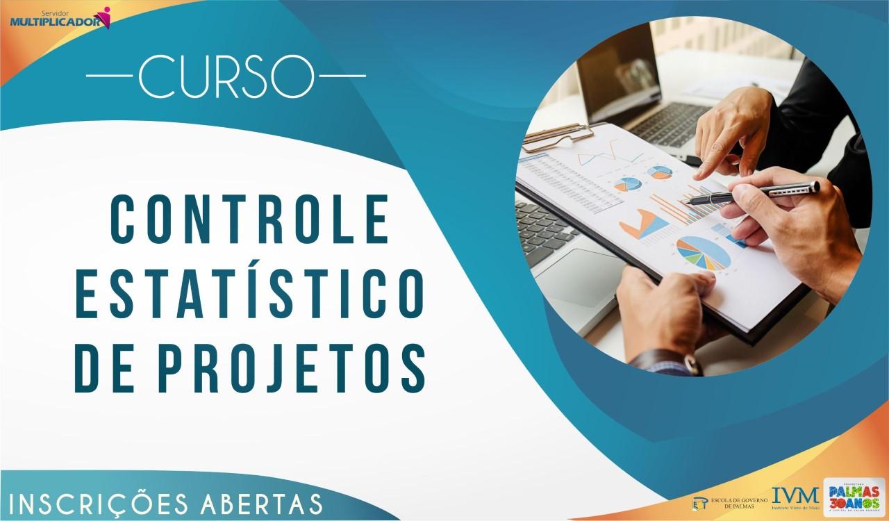 IVM abre inscrições para curso de Controle Estatístico de Projetos