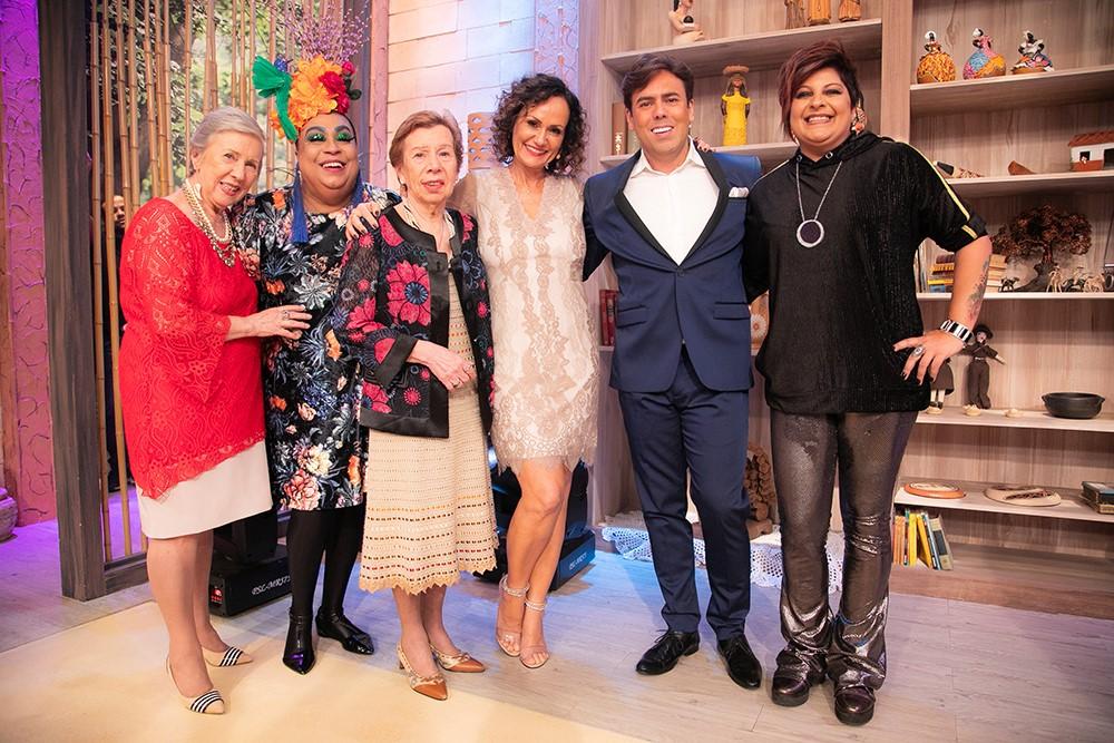 Ritmo Brasil homenageia grandes estrelas da música neste sábado