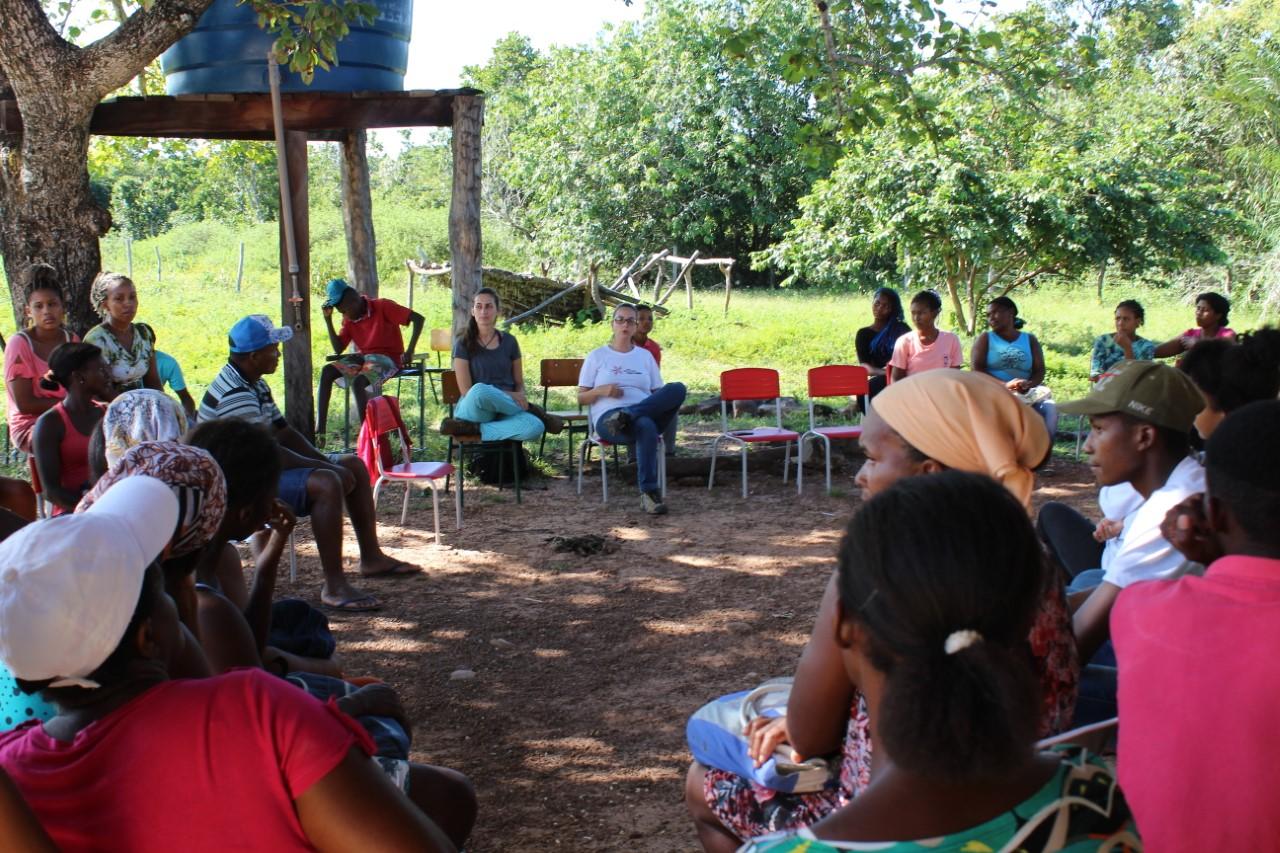 RSC realiza em Alto Paraíso lançamento dos vídeos que detalham projeto de Restauração do Cerrado