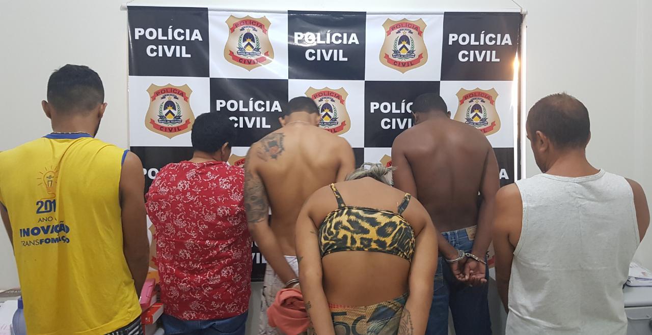 """Polícia Civil realiza """"Operação Forâneo"""" em Lagoa da Confusão e desarticula associação criminosa por tráfico interestadual de drogas"""