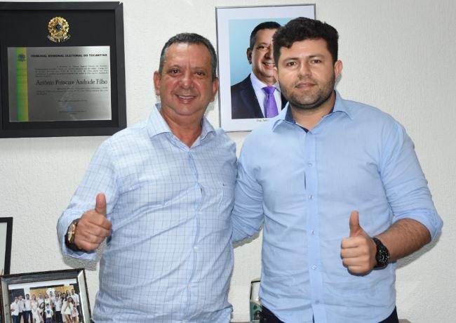 PPA 2020/2023: Vereador Ataíde Rodrigues busca apoio para inclusão de campus da Unitins em Paraíso